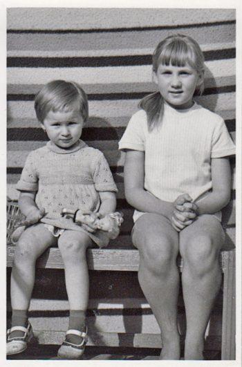 Ari a Zdeňka retro