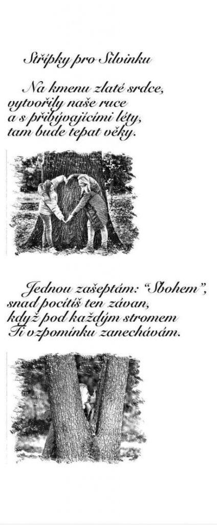 Zdeňka Kolibačová - Střípky pro Silvinku